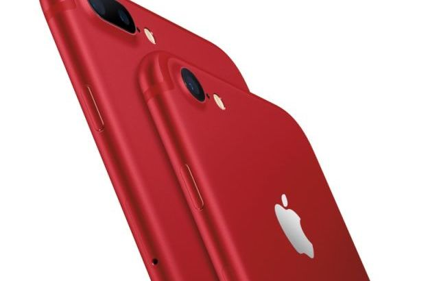 iphone red(RED Special Edition)