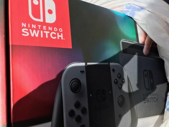 任天堂スイッチ(Nintendo Switch)在庫・大阪