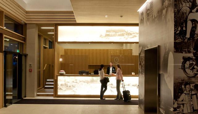 Hotel Lighting Light For Hotels And Wellness Zumtobel