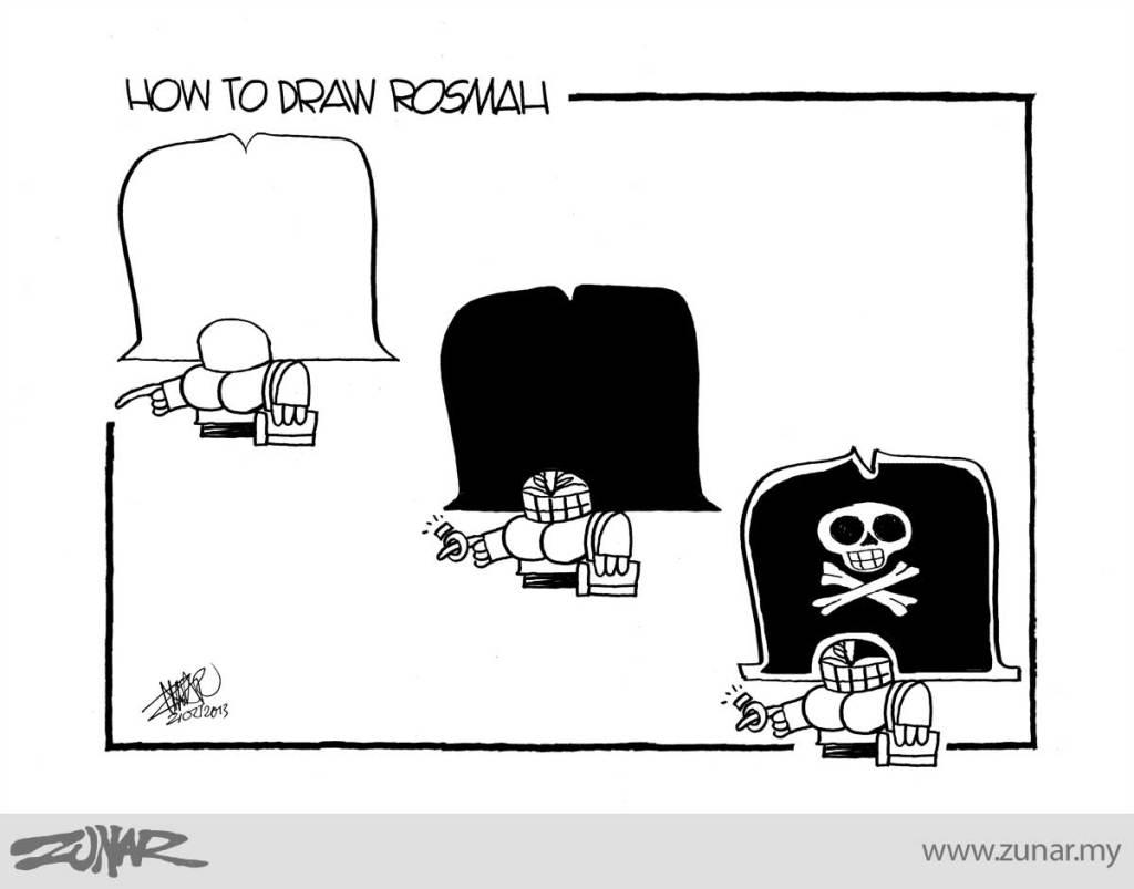 Cartoonkini-Draw-Rosmah-21-OCT-2013