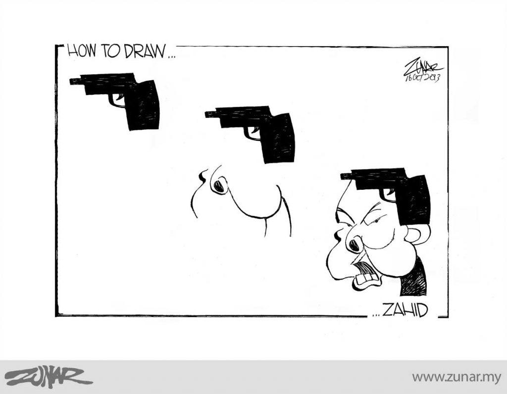 Cartoonkini-Draw-Zahid-16-Oct-2013