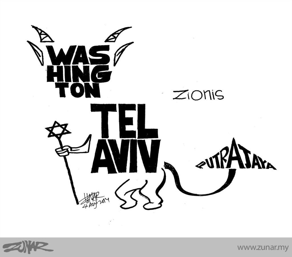 Cartoonkini-Zionis-4-Aug-2014