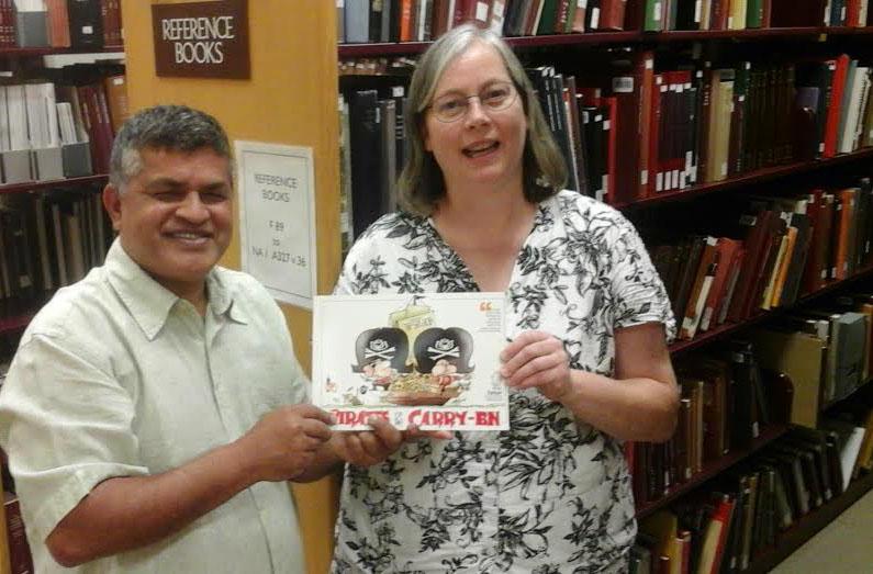 Sara Zunar