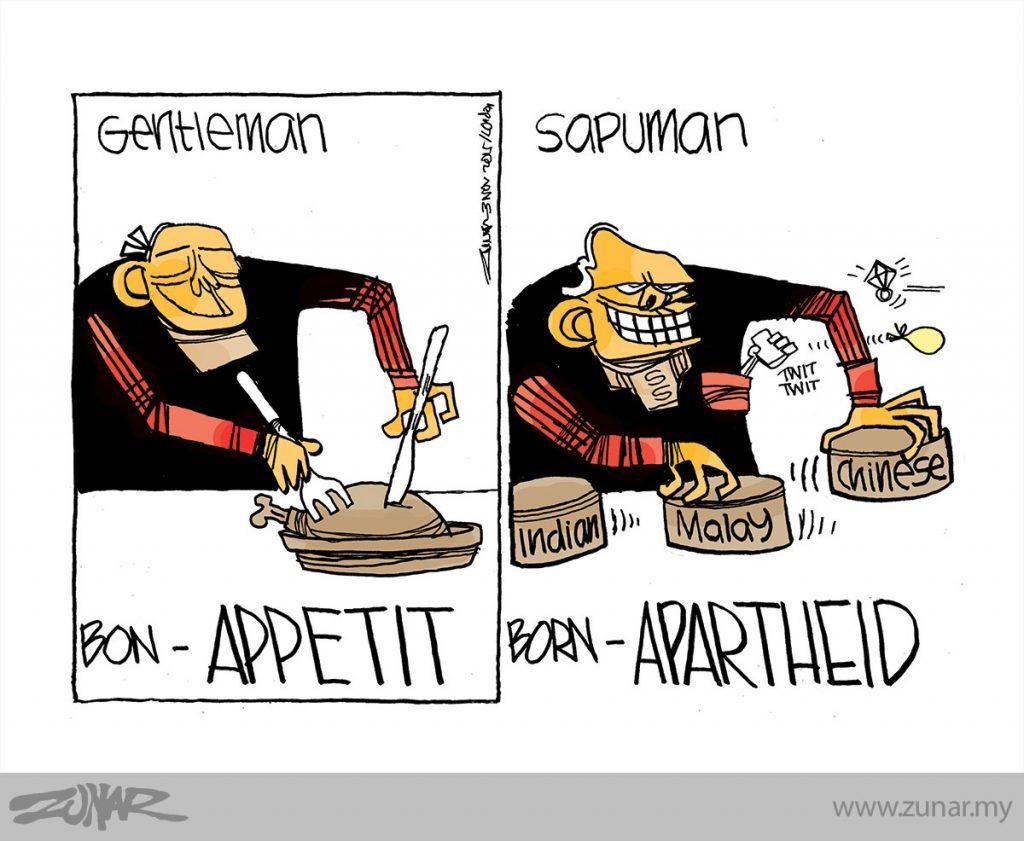Cartoonkini-BORN-APARTHEID-3-Nov-2015-LONDON