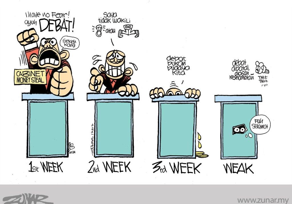 Cartoonkini-Debat-17-Mac-2017