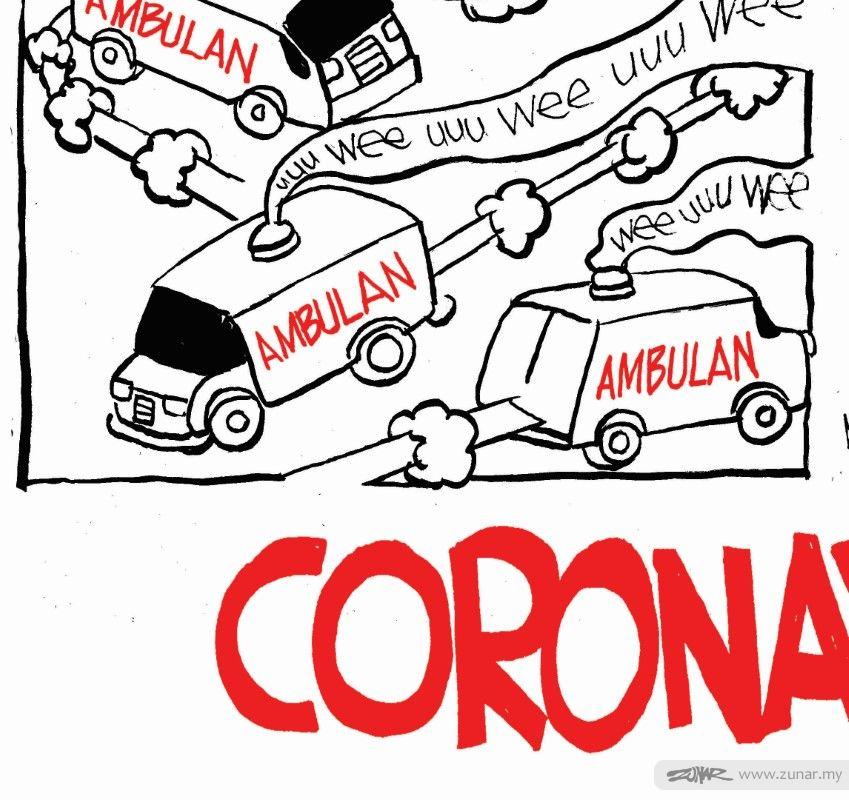 Cartoonkini CORONAPANIC 31 Jan 2020 (Custom)