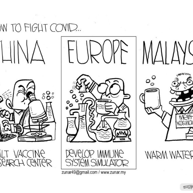 Cartoonkini WARM WATER 21 March 2020 (Custom)