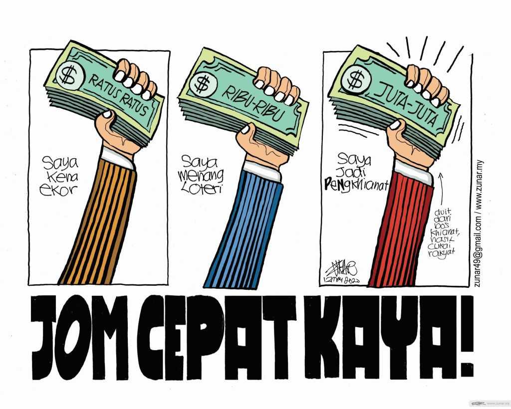WEB Cartoonkini CEPAT KAYA 12th May 2020 (Custom)