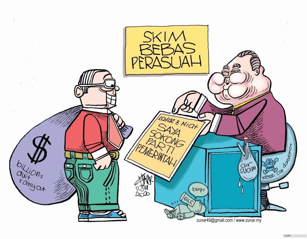 WEB Cartoonkini BEBAS PERASUAH 11 June 2020 (Custom)