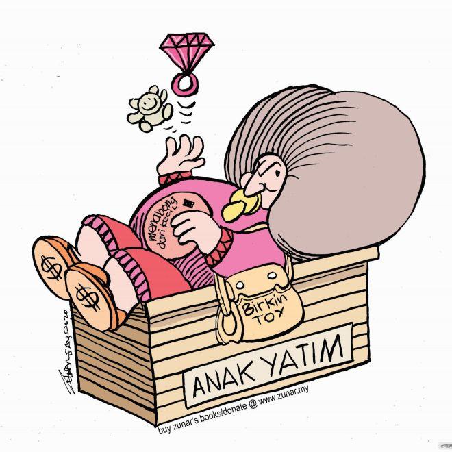 WEB Cartoonkini ANAK YATIM 5 Aug 2020 (Custom)