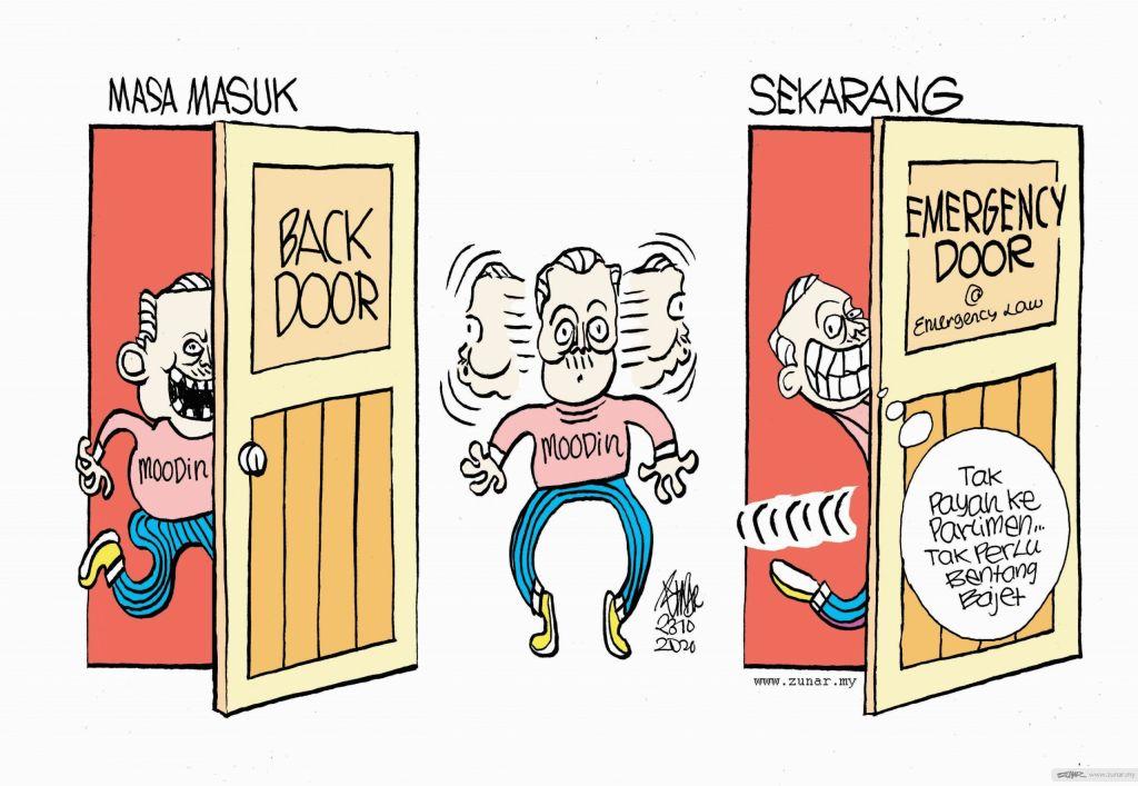 WEB Cartoonkini EMERGENCY DOOR 23 Oct 2020 (Custom)