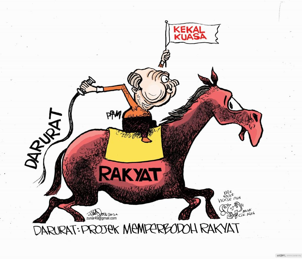 WEB Cartoonkini DARURAT KUDA 18 Feb 2021 (Custom)