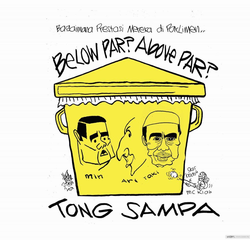WEB Cartoonkini TONG SAMPAH 29 July 2021 (Custom)
