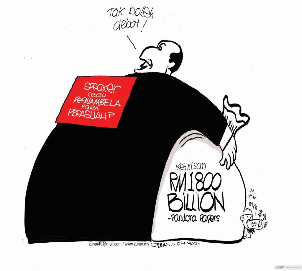 WEB Cartoonkini PEGUAM PERASUAH 11 Oct 2021 (Custom)