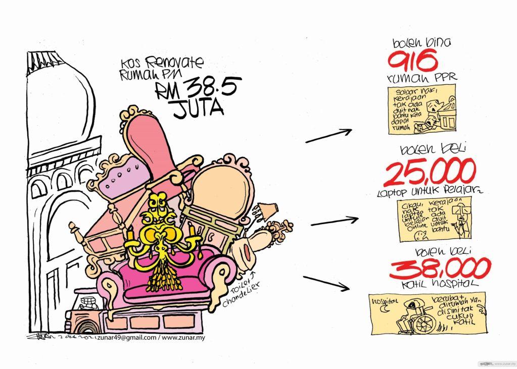 WEB Cartoonkini RUMAH PM RAKYAT 2 Oct 2021 (Custom)