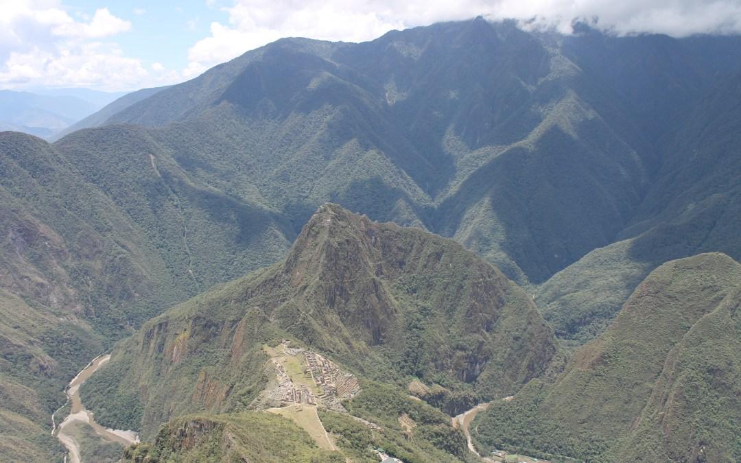 Machu Picchu Hamburguesa