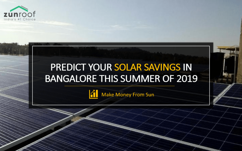 Predict Your Solar Savings in Bangalore