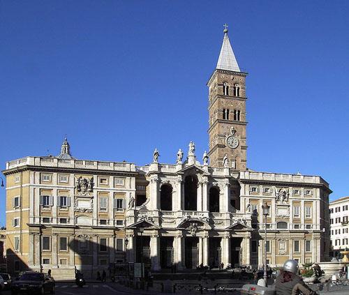 Gospa Snježna-bazilika u Rimu