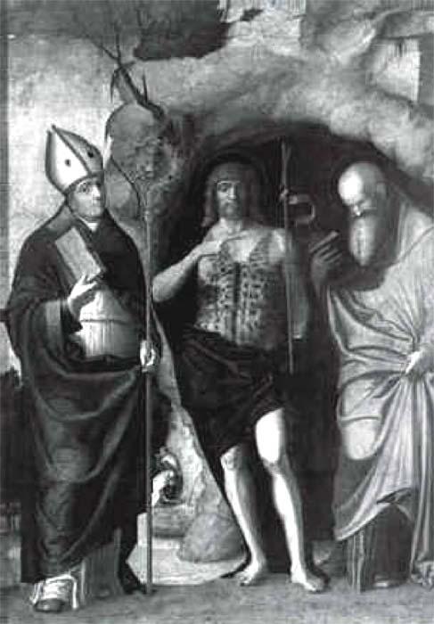 Sveti Ivan Hrvatski, pustinjak