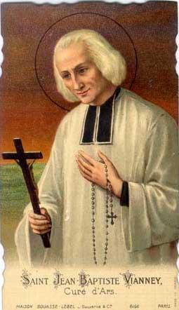 Sveti Ivan Marija Vianney