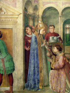 Sveti Siksto II, papa i mučenik