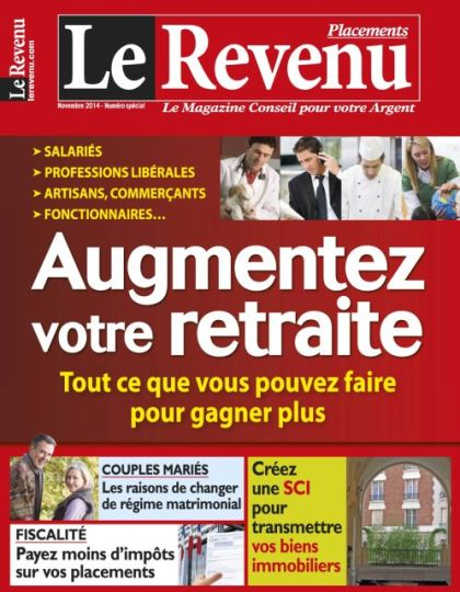 Le Revenu Placements N°144 Novembre 2014