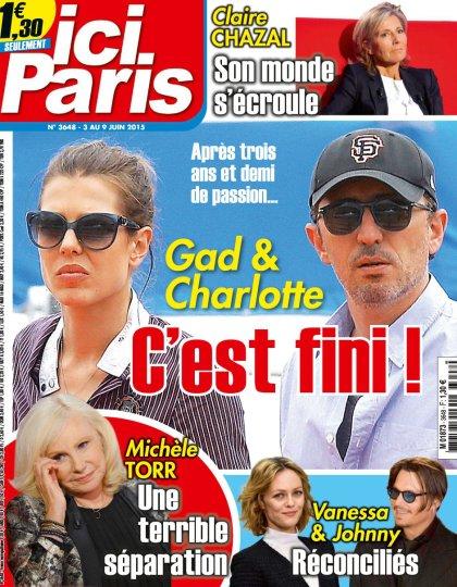 Ici Paris No.3648 du 3 au 9 Juin 2015
