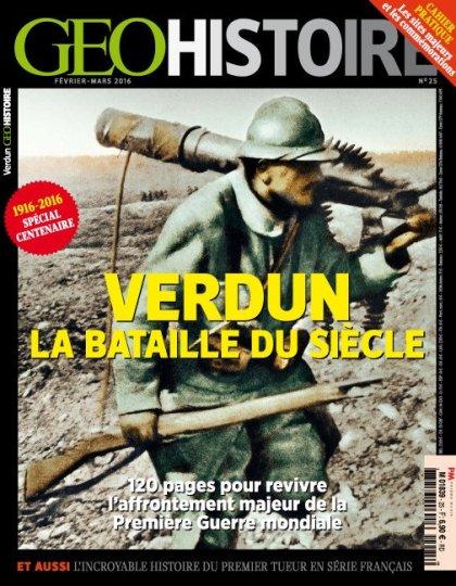 Geo Histoire N°25 - Février-Mars 2016