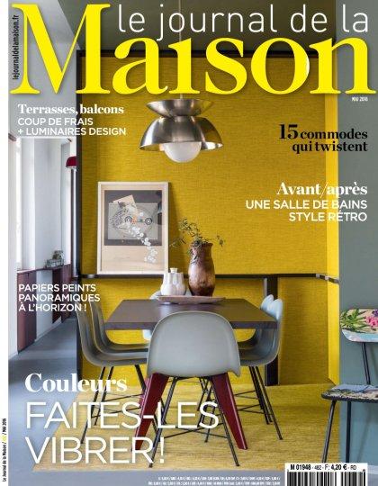 Le Journal de la Maison N°482 - Mai 2016