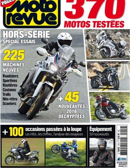 Moto Revue Hors-Série N°38 - 2016