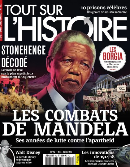 Tout Sur l'Histoire N°12 - Mai/Juin 2016