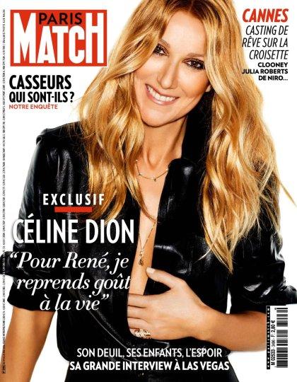 Paris Match N°3496 du 19 au 25 Mai 2016