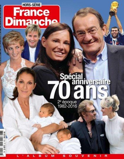 France Dimanche Hors-Série n°10 - Juillet 2016