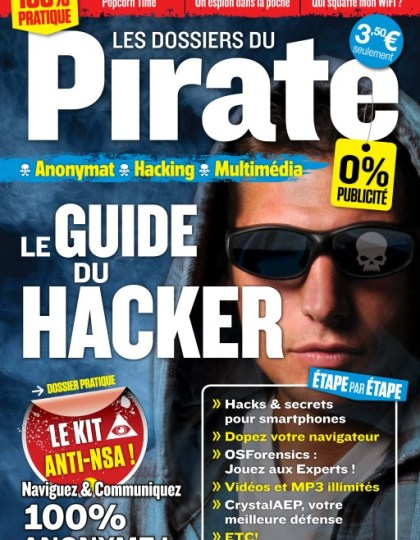 Pirate Informatique Hors-Série No 3- 2015