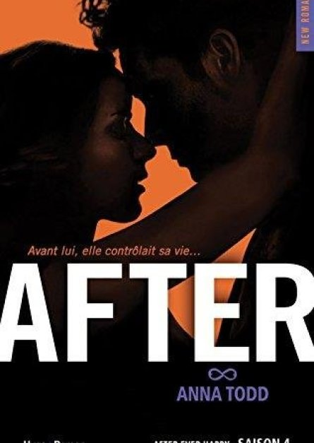 After Saison 4 de Anna Todd livre epub
