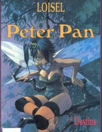 Peter Pan - Complete 07 Tomes