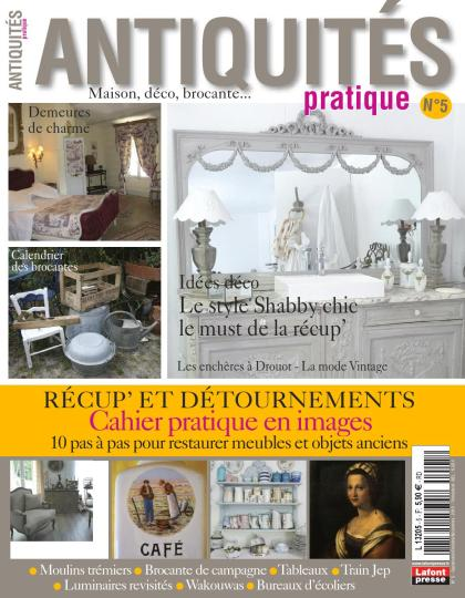 Antiquites Pratique No.5