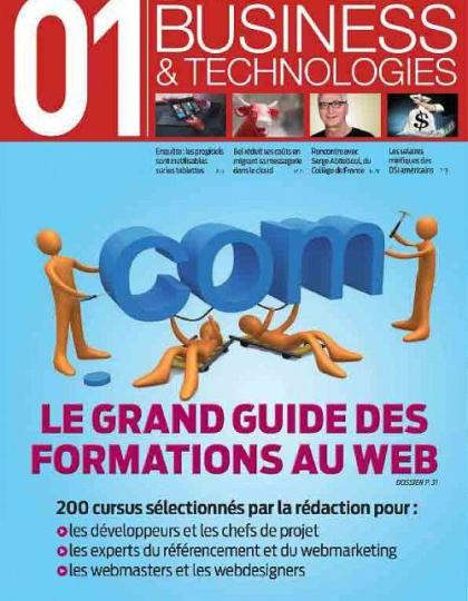 01 Informatique - Business et Techno N°2141