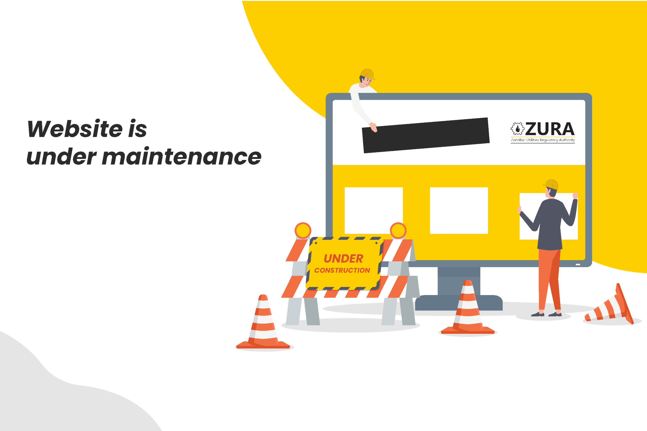 Website is Under Maintenance!