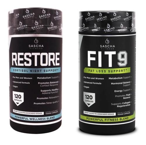 Fit9 y Restore combo