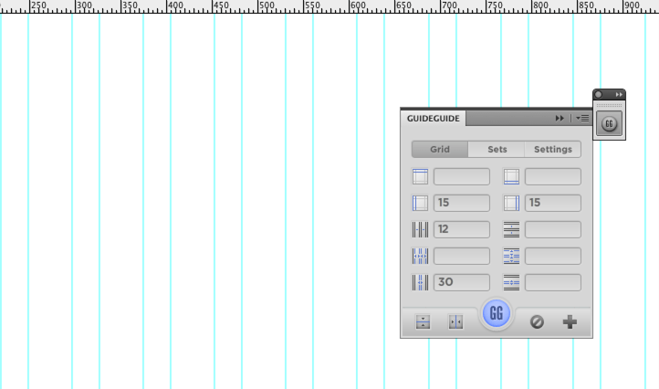 Photoshop Grid Template  foundation 39 s grid and photoshop what you