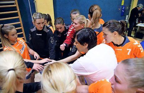Dalja Erceg dopolnjuje člansko ekipo z mladimi