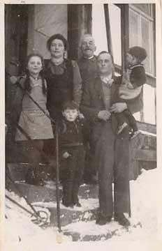 Familie Katzenmeier 1941 Essigmanufaktur Zur Freiheit
