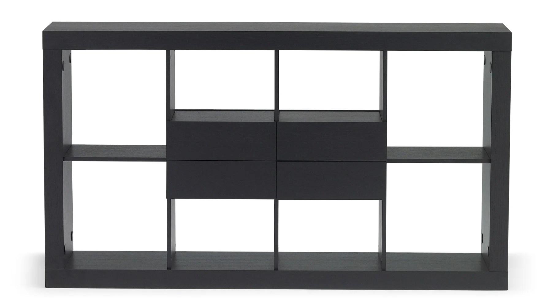 Parker Horizontal Bookcase