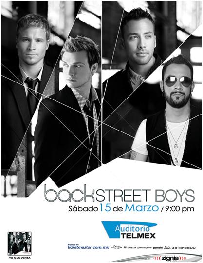 Backstreet Boys Ticketmaster