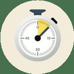 Je nach Agenda stehen unterschiedliche Zeitfenster für ein Teamevent zur Verfügung. Daher stehen verschiedene Formate zur Verfügung und viele Eventideen können in ihrer Dauer variiert werden.