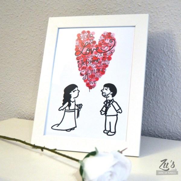 lamina parejas