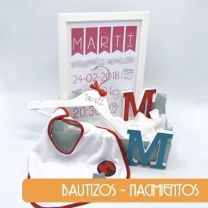 Bautizos - Nacimientos