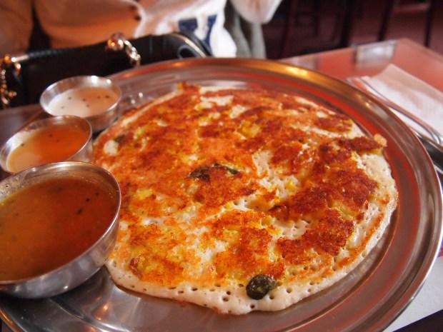 Tomato Uthappam