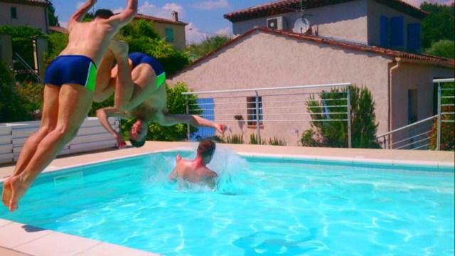 Pool Jump 2